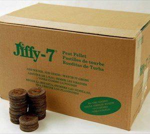 Jiffy Peat Pellets