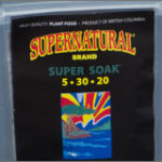Supernatural Super Soak