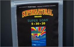 Supernatural Super Soak