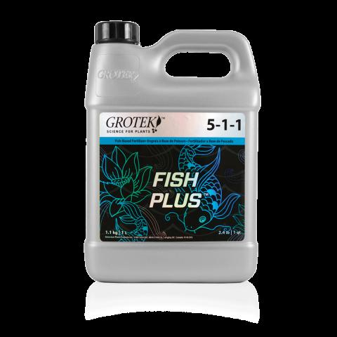 fish plus