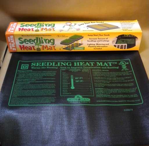 Seedling Heat Mats