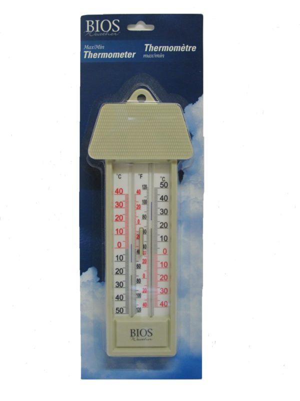 Max Min Thermometer