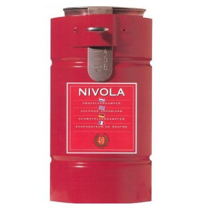 Nivola Sulphur Burner