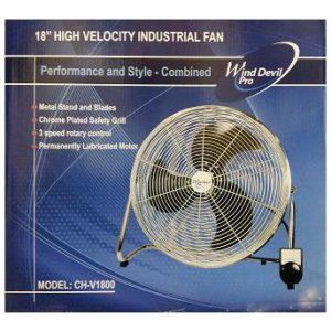Wind Devil Floor Fan