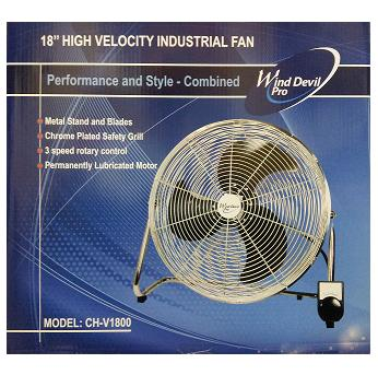 Wind Devil Floor Fan