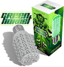 Green Hornet LED Night Light