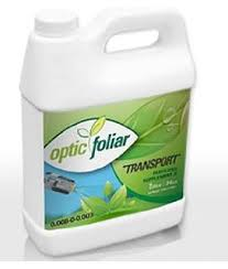optic foliar transport