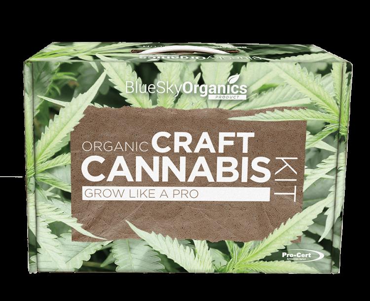 Organic Craft Cannabis Kit