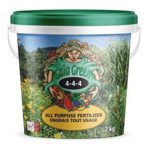 Gaia Green All Purpose 4-4-4