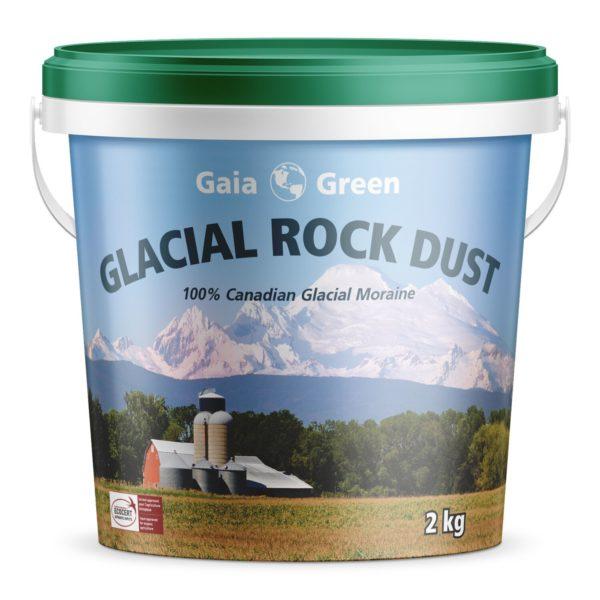 Gaia Green Glacial Rock Dust
