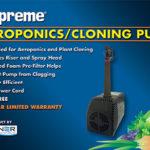 Aeroponics Cloning Pump