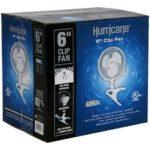 Hurricane Classic Clip Fan - 6 in
