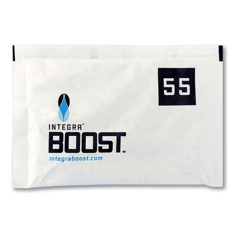 integra boost 55%