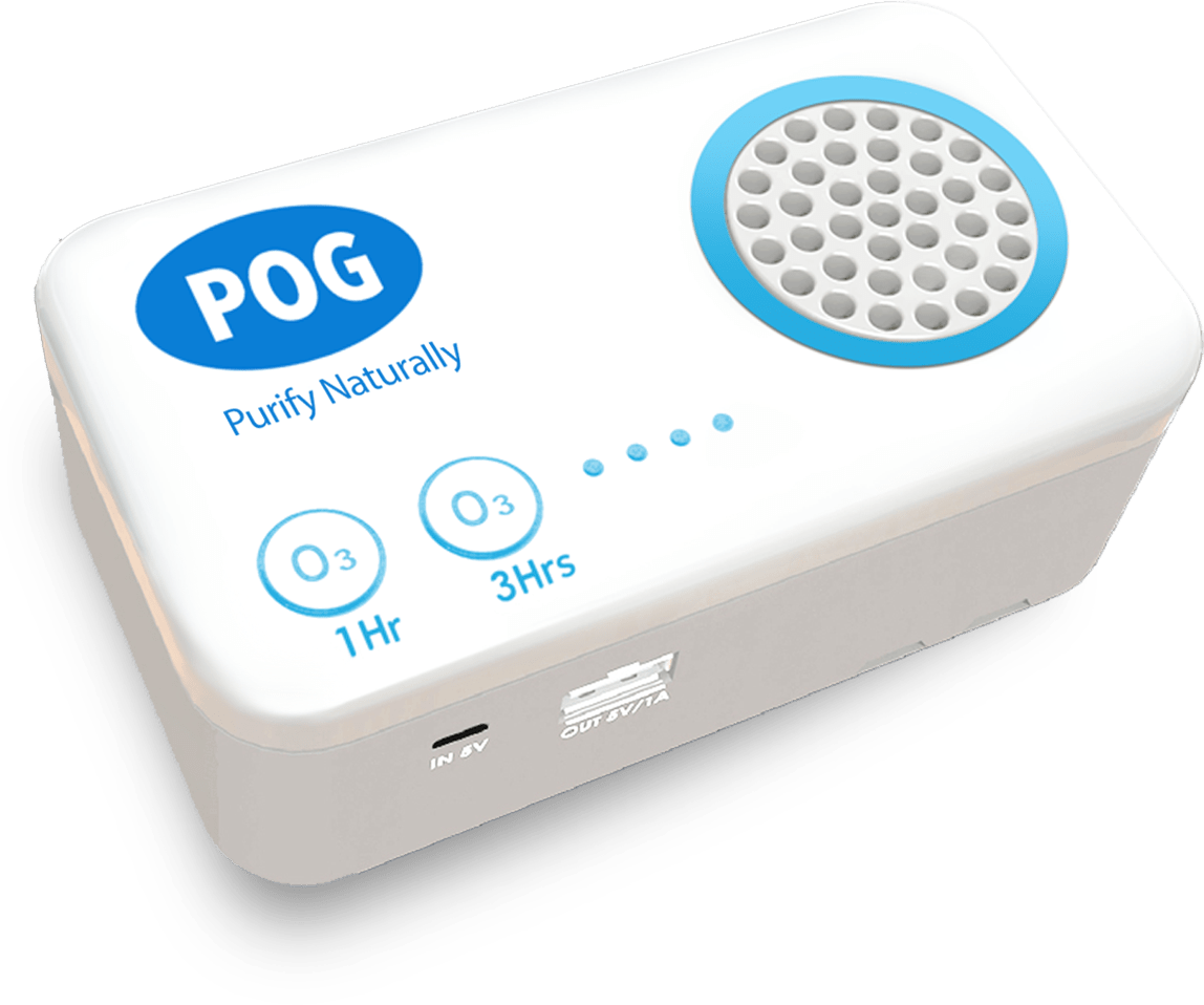 Pog Portable Odor Eliminator