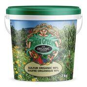 Gaia Green Elemental Sulphur