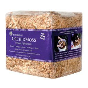 Super Moss Sphagnum Moss Mini Bale