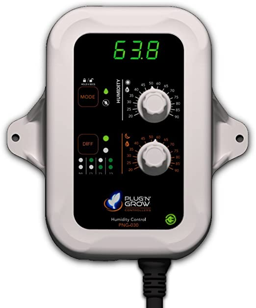Plug N Grow PNG 030 Humidity Controller